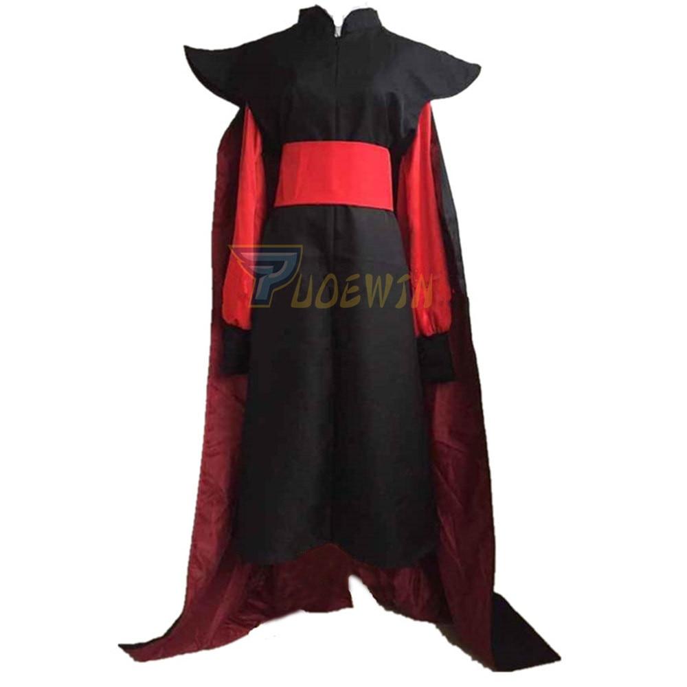 kobiety Halloween Aladdin Jafar 3