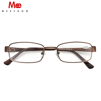 Gafas De Lectura De Metal Gafas De Lectura Leesbril Europa tamaño presbicia...