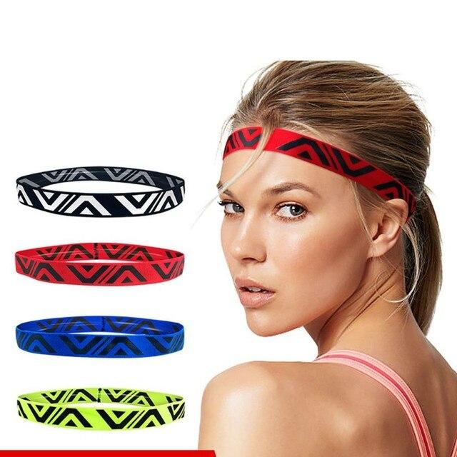 Outdoor Sports Protective Gear Headband Sport Sweat Belt Hair Band Headband men women 1