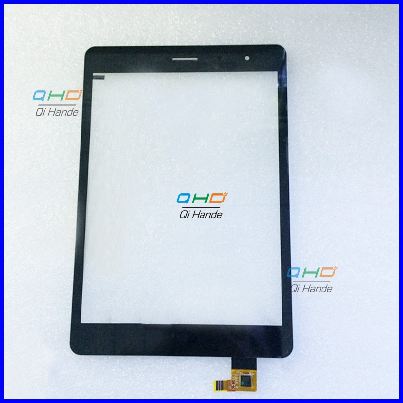 Black New Capacitive touch screen For 7.85 Starway Andromeda S840 Mini Tablet Touch panel Digitizer Glass Sensor replacement lcd digitizer capacitive touch screen for lg vs980 f320 d801 d803 black
