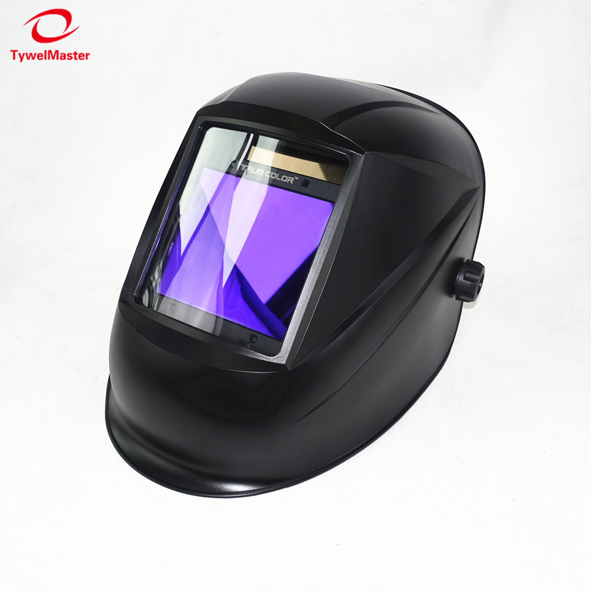 "Auto Darkening Welding Mask View Size 98x88mm 3.86x2.46"" DIN 4-13 4 Sensors CE ANSI AS/NZS Welding Helmet"
