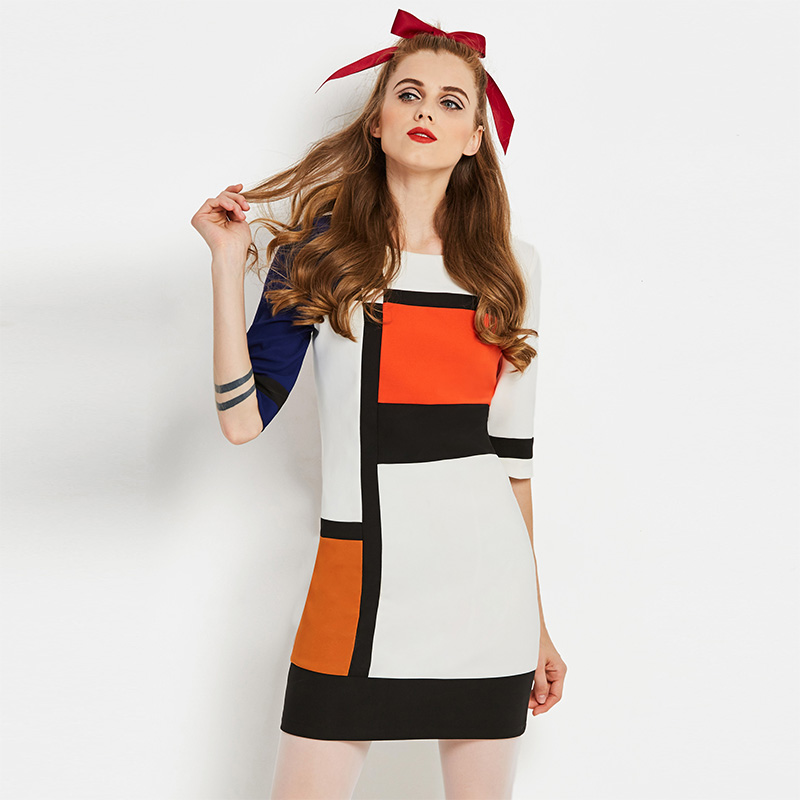 044958061d9 Sisjuly Neue Vintage 1960 s Mantel Elegante Kleid Herbst Patchwork  Weibliche Party Kleid frauen Über Retro kleider in Sisjuly Neue Vintage  1960 s Mantel ...