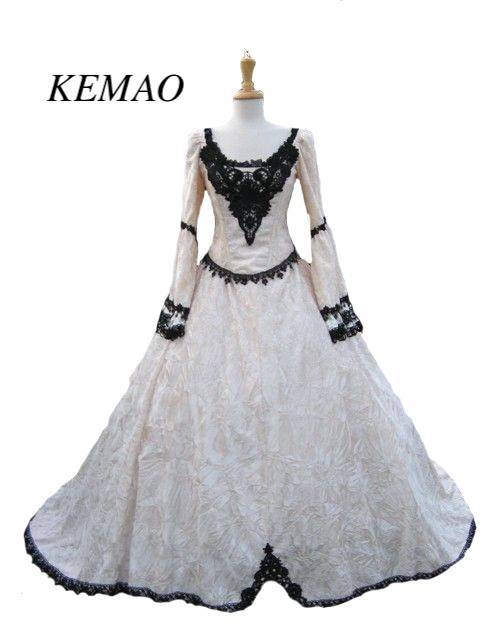 Gothic Fairy Medieval or Renaissance Style Fantasy Set with Cape and ...