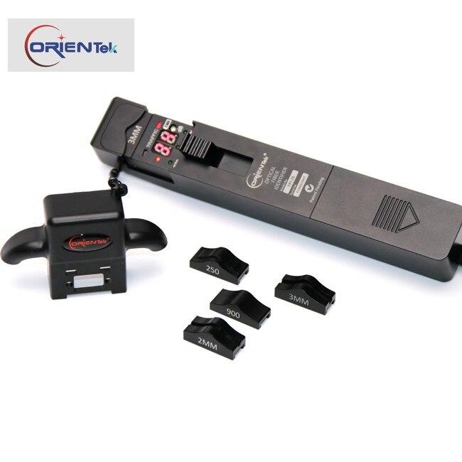 Optical Fiber Identifier 800-1700nm(2KHZ,1KHZ,270HZ) INCLUDES 4PC Adapters