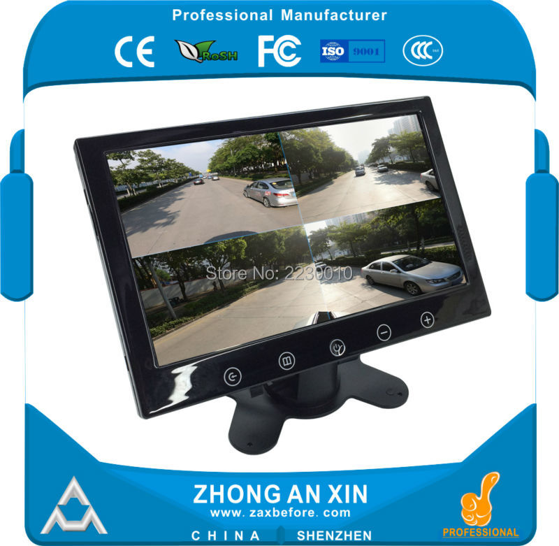 10 inch LCD screen Vehicle display screen Monitor display sast 10 1 inch display nintaus machine singing old machine 50p lcd screen hw101f 0b 0c 50
