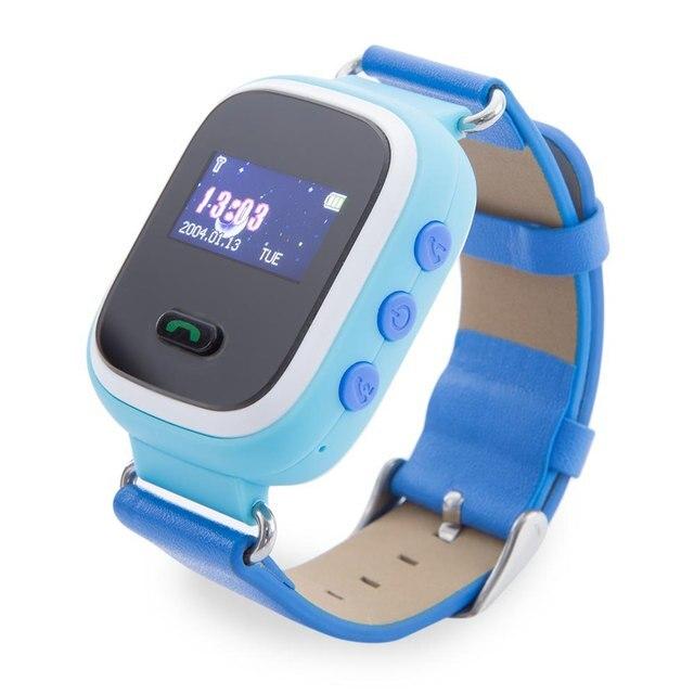 Q60 Смартфон Часы Дети Kid Наручные GPS Трекер Смарт Просмотрам Анти-Потерянный Smartwatch Q50 Носимых Устройств для iOS Android