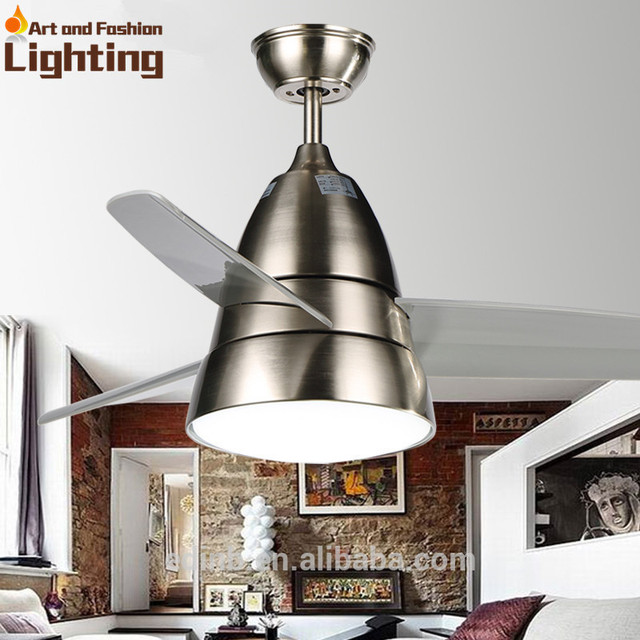 Modern Mini Small 36 Inch Ceiling Fan With Lights For Bedroom Light