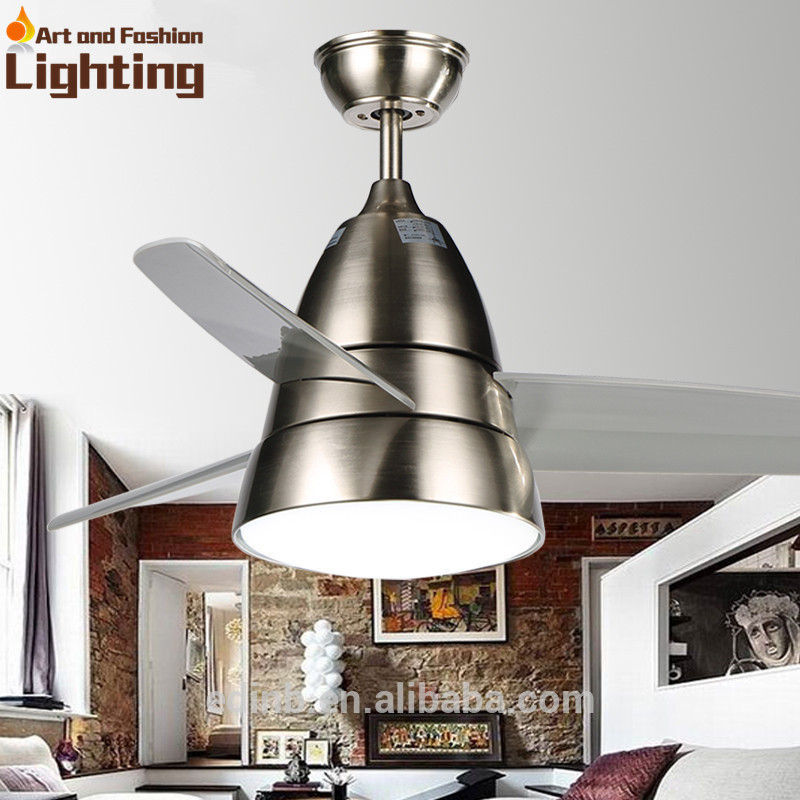 Amazing Small Fan With Light Part - 11: Modern Mini Small 36 Inch Ceiling Fan With Lights For Bedroom Light(China  (Mainland