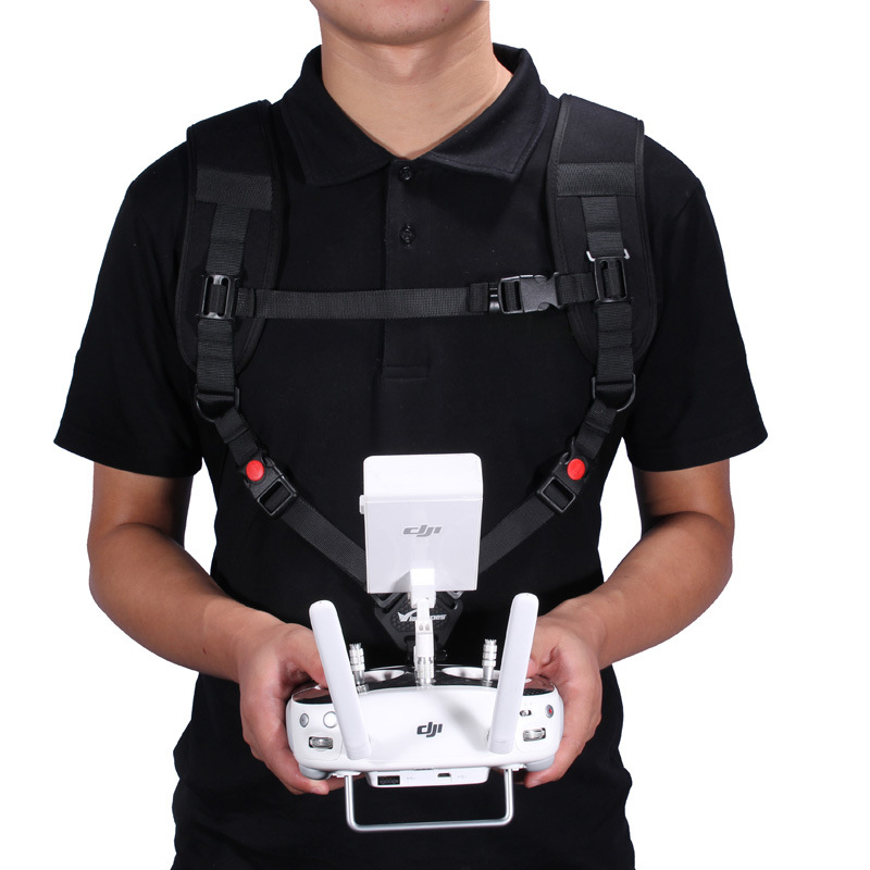 Chest Harness Mount nylon bag For DJI Phantom 3 Phantom 4 Professional Standard Quadcopter