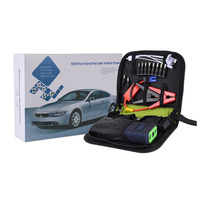 68800mAH Battery Charger LCD Display 12V 4 USB Portable Mini Car Emergency Jump Starter Booster Power