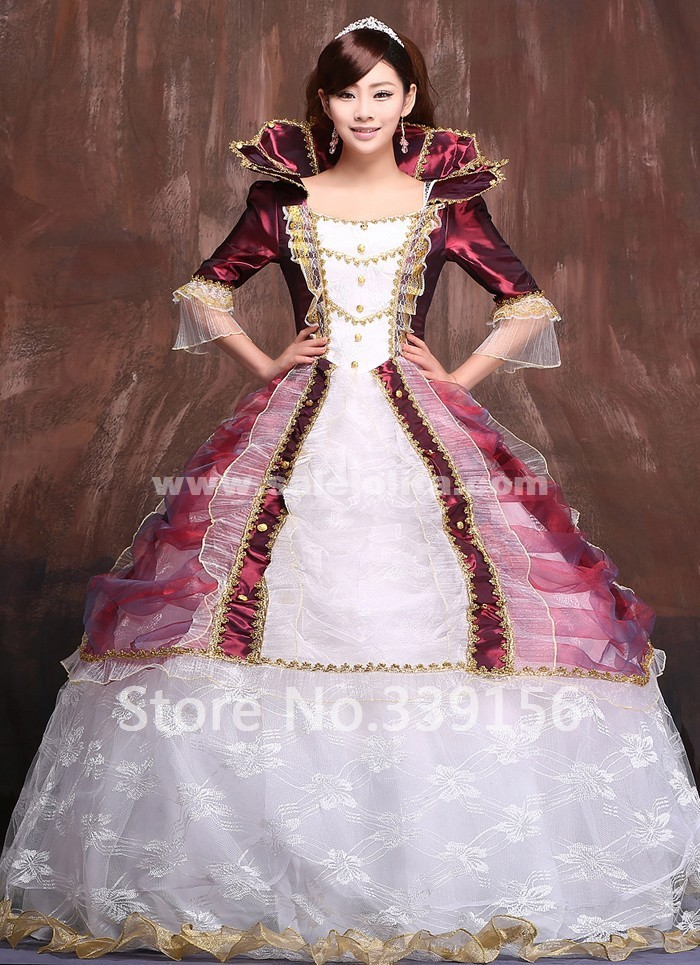Compare Prices on Medieval Prom Dresses- Online Shopping/Buy Low Price ...