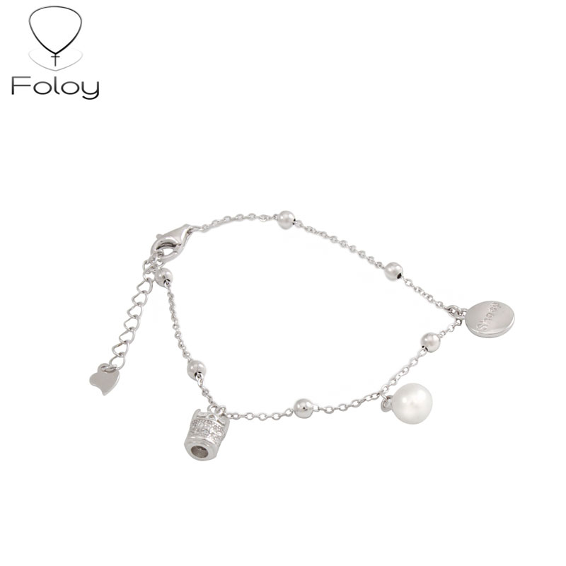 Foloy 925 Sterling sliver fine jewelry Youth show series