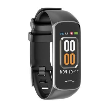 c4ac86c38c22 B2 pantalla táctil de 1,3 pulgadas banda inteligente Frecuencia Cardíaca  Monitor de oxígeno de ...
