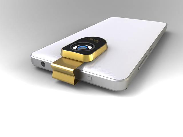 US genuine Nurugo Micro mobile phone microscope / 400 times / mobile phone lens / external camera цены