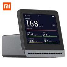 Détecteur d'air d'herbe claire originale de Xiaomi 3.1 «détecteur d'air extérieur d'intérieur d'opération de contact Mobile d'écran tactile d'ips de rétine