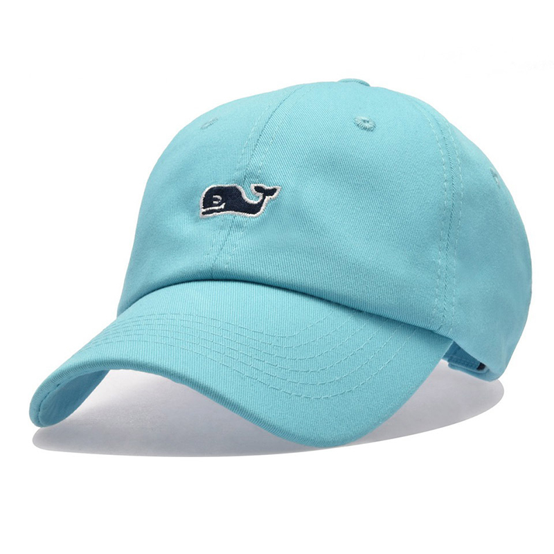New Sun Casquette southern tide fish embroidery   baseball     cap   bone snapback summer track sun hat   baseball     cap   for women men