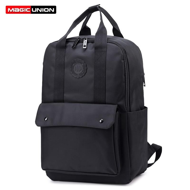 Backpack School-Bags Mochila-Feminina Fashion Students Travel UNION Escolar Classic Unisex