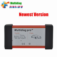 New Design Multidiag Pro+ Newest version 2015.R3 for Cars/Trucks and OBD2 Scanner tcs cdp pro plus diagnostic tool