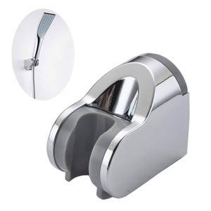 Handset-Holder Shower-Head Adjustable-Bracket Bathroom-Products Wall-Mount Useful