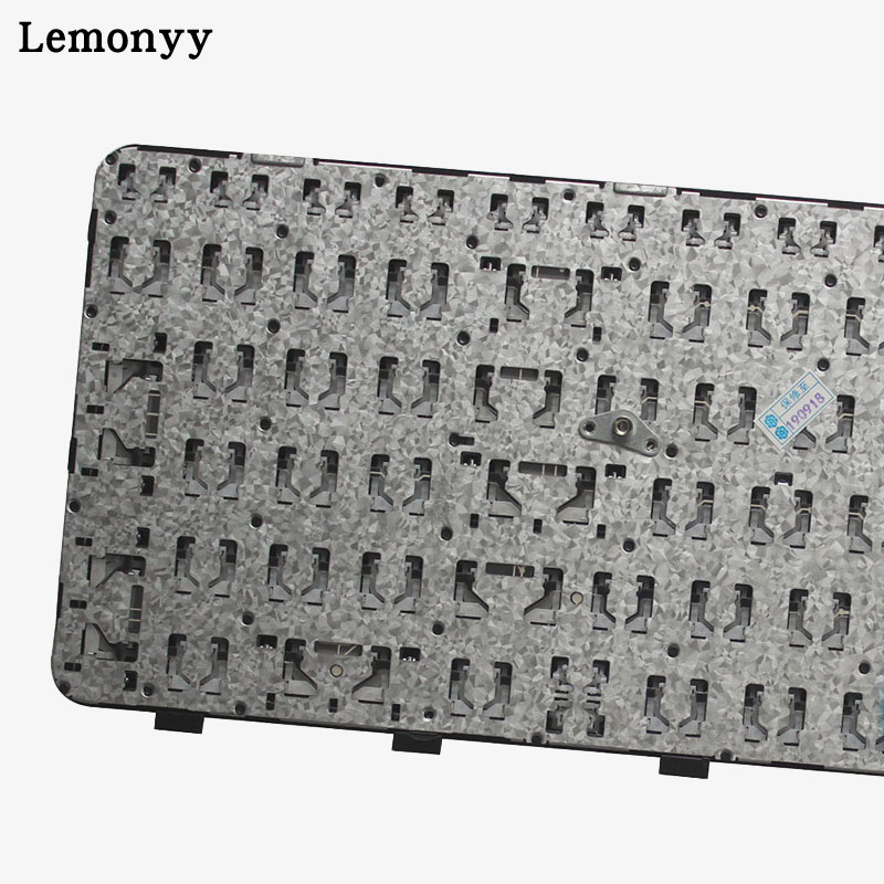 Image 5 - US laptop Keyboard for HP Pavilion DV6 DV6T DV6 6000 DV6 6100 DV6 6200 DV6 6b00 dv6 6c00 Black English NSK HWOUS OR 665937 251-in Replacement Keyboards from Computer & Office on