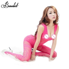 Benedict Women Underwear Nylon Sexy Costumes erotic lingerie stretchy lady Body Stocking bodysuit female night sleepwear pajamas