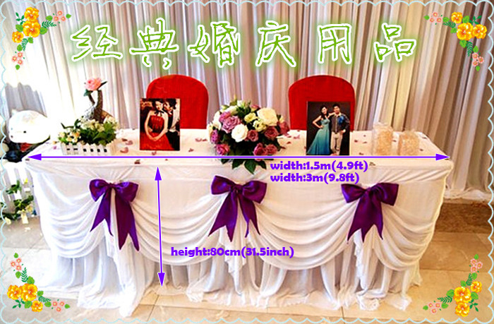 Buy welcome white table decorations for for Where can i buy wedding decorations