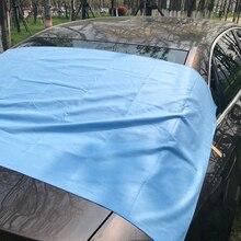 Toalla de microfibra de lavado de coche Zipsoft Super absorbente Limpieza de cuidado de coche de gran tamaño 80x160cm Toalla de secado Ultra suave 3 colores