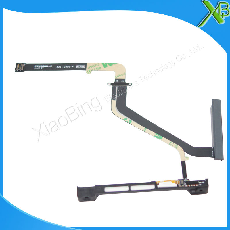 Brand NEW HDD Hard Drive Disk Cable With Bracket For Macbook Pro A1286 15 4 821