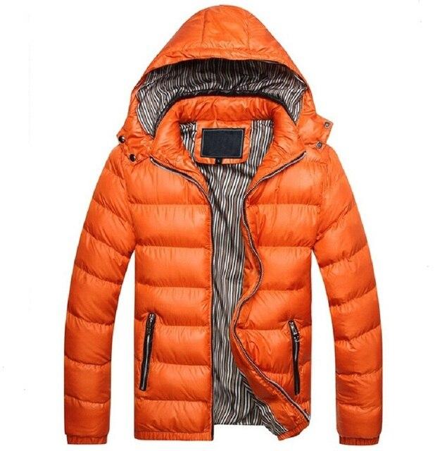 Мужчины Зимняя Куртка Теплое Пальто Спортивной Верхней Одежды зимняя Куртка куртки plumas омбр для мужчин пальто и куртки Плюс размер XXXL