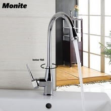 Kitchen Sink No Hot Water Buy kitchen faucet no hot water and get free shipping on aliexpress ship from us yanksmart swivel kitchen sink faucet chrome finish stream spout no pull out tap workwithnaturefo