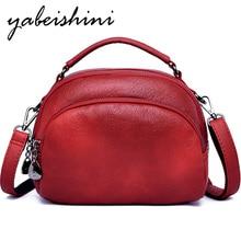 2019 New Women's Leather Handbag Cowhide Ladies Shoulder Bags luxury brand Crossbody bag Red Messenger Satchel Bags Brown tote стоимость