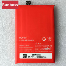New BLP571 3100mAh FOR Oneplus one Battery For OPPO Oneplus one A++++ 64GB 16GB Smart Mobile Phone Batterie цена и фото