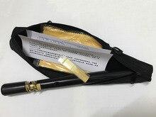 Mini Pocket Sax Alto C Tune Mini Black Little Saxophone Woodwind Musical Instruments Free Shipping