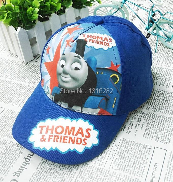 De dibujos animados Thomas y amigos niños gorra de béisbol