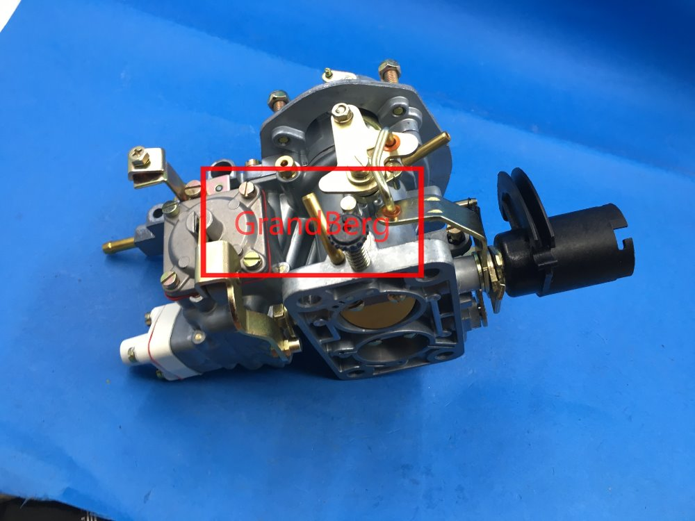 US $144 77 |free shipping for UNIVERSAL CARB CARBY CARBURETOR CARBURETTOR  TYPE SOLEX 34X34 2 for BARREL RENAULT FORD VW 4CYL-in Carburetors from