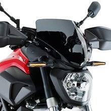 Motocicleta transformar luzes de sinalização universal indicadores led lâmpada luz para yamaha fz6r xj6 fz1 MT-09 mt07 para honda kawasaki