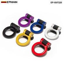 Универсальный пластиковый декоративный буксировочный крюк, манекен буксировочного крюка, EP-IS07220 для стайлинга автомобилей