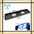 Wireless Module for 16 LED Light Waterproof Reversing Night Vision Backup EU European Car License Plate Frame Rear View Camera