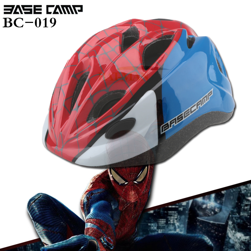 BASECAMP Children's Bicycle Helmet For Kids Bike Cycling Helmet Casco Bicicleta