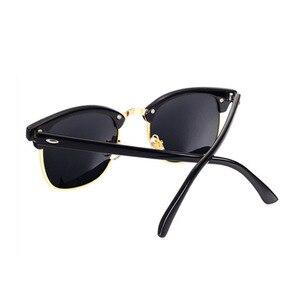Image 5 - Новинка 2019, Классические поляризованные солнцезащитные очки для мужчин и женщин, Ретро стиль, фирменный дизайн, солнцезащитные очки для женщин и мужчин, модные зеркальные солнцезащитные очки