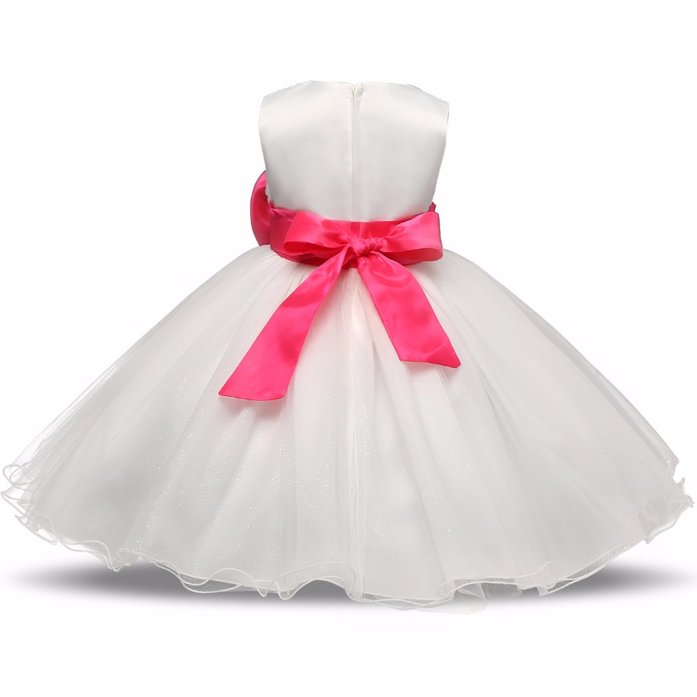 Aliexpress buy flower girl dresses for wedding pageant white aliexpress buy flower girl dresses for wedding pageant white first holy lace communion dress for girls toddler junior child dress from reliable dress ombrellifo Image collections
