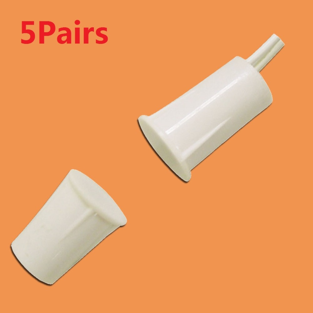 BS 33A Wired Door Window Contacts Magnetic Sensor Reed ...