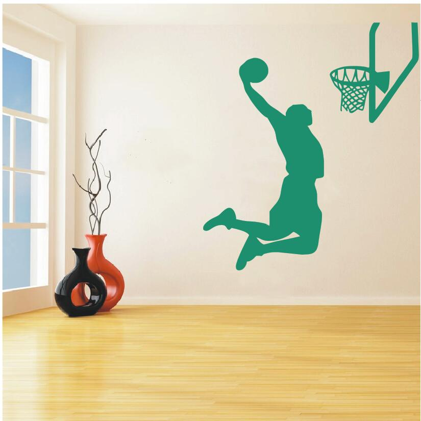 Hawks Wall Mural Vinyl Decal Sticker Decor American Football Team Sport Player