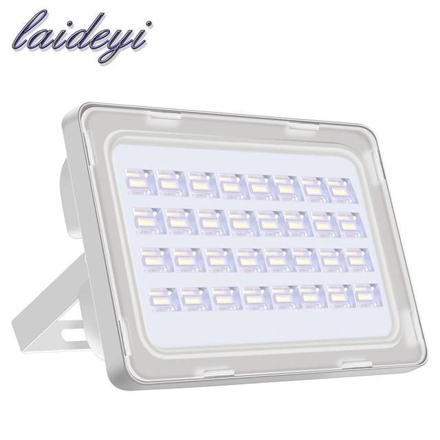 94015072768 LED Flood Light 100W Reflector Led SearchIight Spotlight 220V Waterproof  Outdoor Wall Lamp Lighting 100 watt 12000 lumens