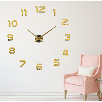 High Quality Modern Decoration Large Wall Clock House Bedroom Resin Wall Clock Wedding Gifts фото