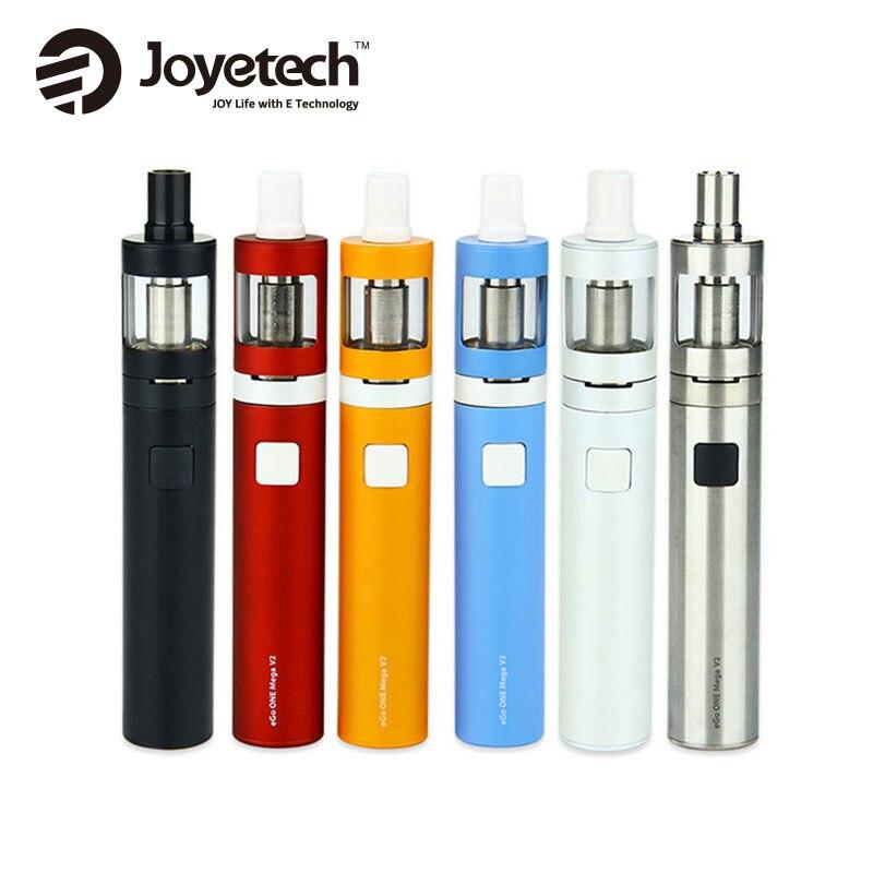 Original Joyetech eGo ONE Mega Version 2 E cigarette Starter Kit with 2300mAh Battery Atomizer 4ml Tank vs Only ego one Battery
