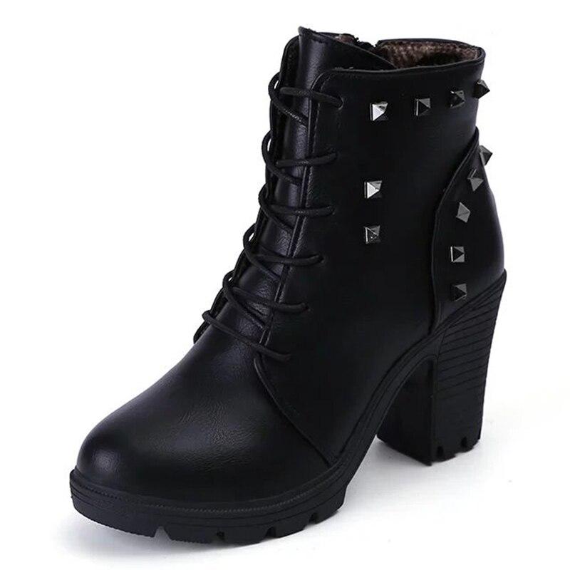 Popular Brown Combat Boots Women Cheap-Buy Cheap Brown Combat ...