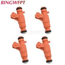 4x Nieuwe Injectoren Voor Citroen C2 C3 Xsara Berlingo Peugeot 206 307 1007 Partner 1.6 16V 0280156034 9638220380 1984E9