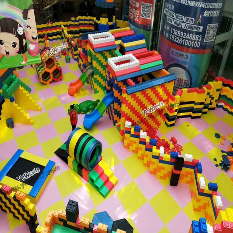 YLW DIY EPP bricks building playground environmentally KIDS EPP blocks play area YLW-EPP0926 epp petrone minu ameerika i