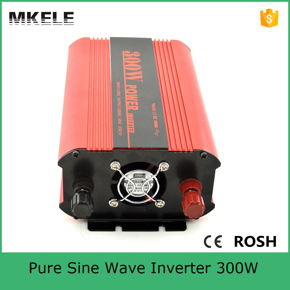 цена на MKP300-241R a/c electric power inverter 300 watt 24v to 120v inverter,off grid pure sine power inverters with fast shipping